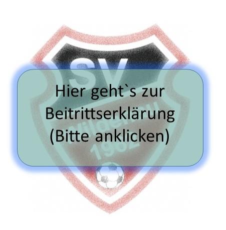 Beitrittserklärung Button